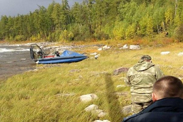 Спасатели Якутии нашли двоих мужчин, пропавших на реке Чомполо