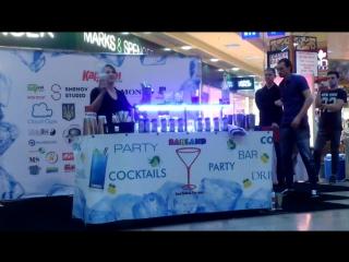 Всеукраинский чемпионат по миксологии и флейринг