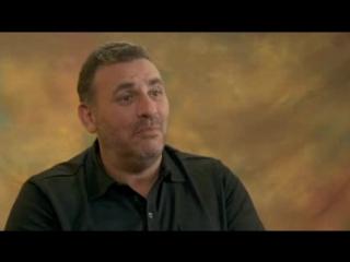 Город воров/The Town (2010) Интервью с Грэмом Кингом