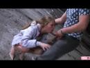 Ей 18 Она не хотела делать минет но её заставили (русская) шалава за 100р сняли