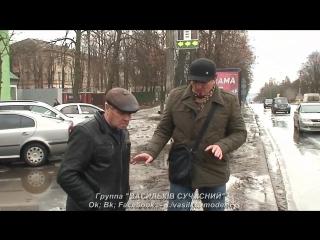 03.02.2016 Укладка лежачих полицейских по улице Декабристов