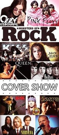 16 апреля: Cover Show «Монстры Рока»