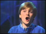 Aled Jones -- Walking In The Air (Studio, TOTP)