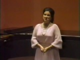 Elly Ameling live sings Schumann's