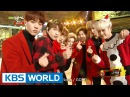 GOT7 Confession Song 갓세븐 고백송 Music Bank Christmas Special 2015 12 25
