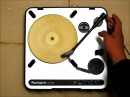 Музыку можно записать даже на лепёшку