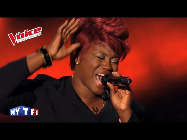 Adele – Skyfall | Stacey King | The Voice France 2014 | Blind Audition
