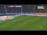 Герта Берлин - Боруссия Дортмунд 0-0 (6 февраля 2016 г, Чемпионат Германии)
