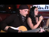 Xandria - A Prophecy Of Worlds To Fall (live and acoustic @ Nachtfahrt TV)