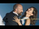 Halit Ergenc and Berguzar Korel are dancing GIFT CREATION Halit is singing Sway with me