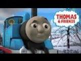 Томас и его друзья. Первый снег для Томаса. 17 сезон. 17 серия