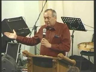 """Президент Украинского библейского общества Г. Комендант  -  Не могу не говорить об Израиле"""" (2009)"""