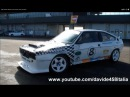 Alfa Romeo Alfasud pure sound revs and track