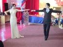 Осетинский танец. Хонга