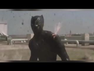 Черная пантера / Black Panther | Первый мститель: Противостояние / Captain America: Civil War