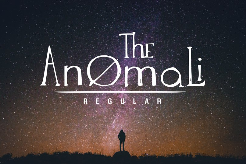 Download The Anomali font (typeface)