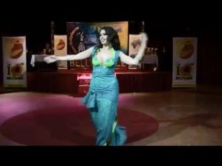 Silvana Hasna Thuraiya - Halaweet Rooh @BALL Belly dance festival 2015