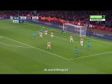 Арсенал 0:2 Барселона | Лига Чемпионов 2015/16 | 1/8 финала | Первый матч | Обзор матча