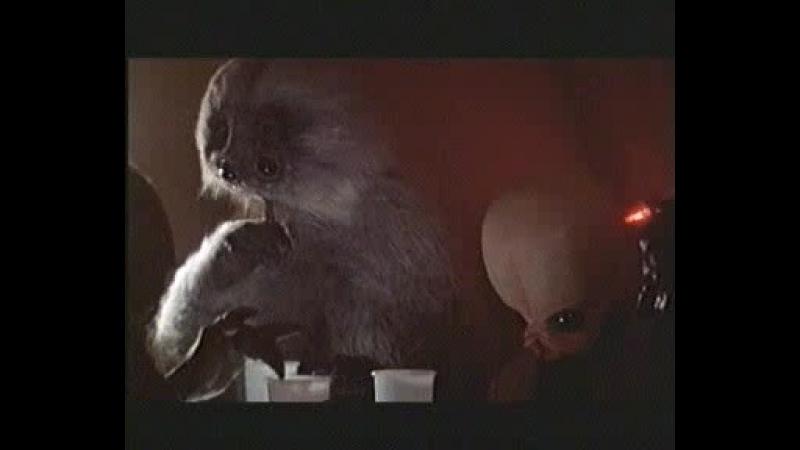 Звёздные войны Эпизод 4 Новая надежда Star Wars 1977 Трейлер ре релиза 1982 года