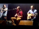 НосковКосолаповХисамов - Любовь, свобода и рок-н-роллХроноп cover (Уфа, клуб