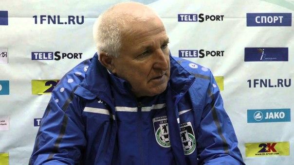 """Александр Побегалов: """"Шинник"""" после десятого тура стал более и менее похож на команду"""