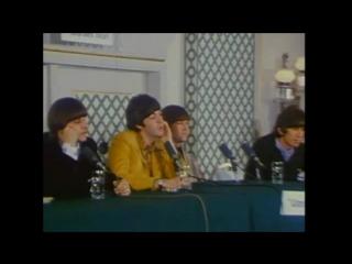 NYC Warwick Hotel press conference NBC colour no time code (1966.08.22)
