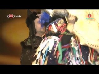 Dombra - Arslanbek Sultanbekov Dest-i Kıpçak Grubu (Türkvizyon Yarı Final Canlı)