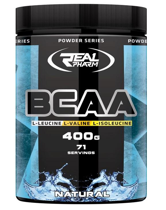 Real Pham BCAA 400 грамм 71 порция