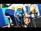 [AniDub]_Yowamushi_Pedal_[11] трусливый велосипедист 2 сезон 11 серия
