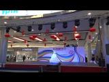 Выступление в #ТРЦ #Радуга #2016 #конкурс #танцы #песни