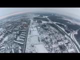 Красоты Одинцово и Власихи с высоты птичьего полёта