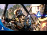Titanfall 2 - E3 2016 Official Single Player Gameplay Trailer | PS4