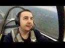 Мой полет на Як-52 с чемпион мира Каминским Георгием