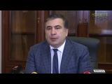 В Сети появилось видео скандала Авакова и Саакашвили