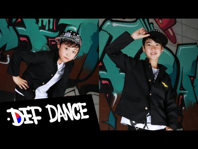 [키즈댄스 No.1] BTS (방탄소년단) - 상남자 KPOP DANCE COVER / 데프키즈수강생 평가 방송안무 가49688