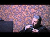 Караоке Вагонные споры Андрей Макаревич и Машина Времени исполняет Илья Синенко