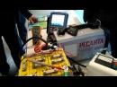 Демонстрация аккумулятора ADGEX SEVA на выставке Smart Transport 2016
