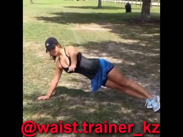Корсет Waist Trainer Казахстан