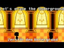 UNDERTALE PARODY Erase The Underground German Fancover CHARA SONG