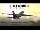 XP10 Airbus 330 JARDesign руководство для начинающих пилотов ч 2