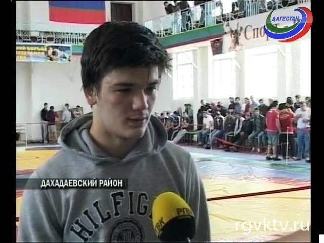 В Дагестане прошел республиканский турнир по вольной борьбе, посвящённый памяти чемпиона мира среди мастеров-ветеранов Саида Аммаева.
