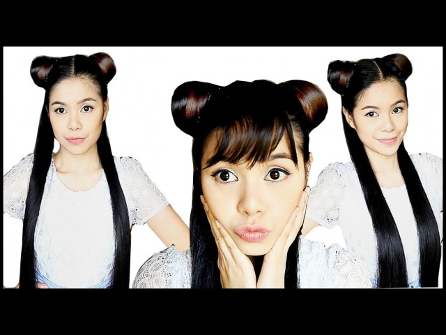 Sailor Moon Inspired Hair Tutorial -Quick and Easy Back To School Hairstyle-Beautyklove