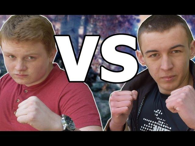 Warface Дмитрий Крымский VS ВладюхаЗажимает