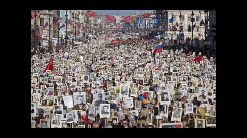 Память без границ: к шествию «Бессмертного полка» присоединились более миллион ...