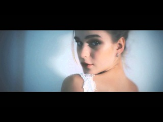 Модель Ra-fashion.ru Дарья Митичкина в образе невесты.