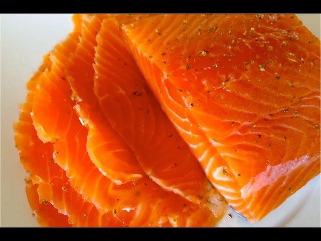 Как вкусно засолить рыбу. Что находится в нашем холодильнике.