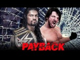WWE Payback 2016 Full Show Results WWE 2K16 Highlights