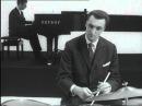 Improvizācija latviešu garā 1 VIDEO Raimonda Paula džeza trio 1968