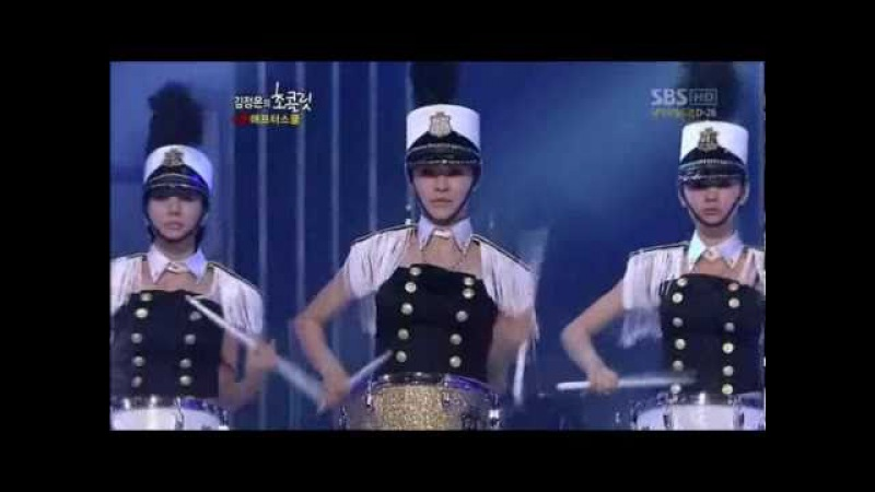 [Eng. Sub] After School - Let's Do it! Bang! Talk Rhythm Nation