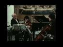 Mozart Piano Quartet No.2 - Sviatoslav Richter, V. Tretiakov, Y. Bashmet, N. Gutman rehearsal 1982